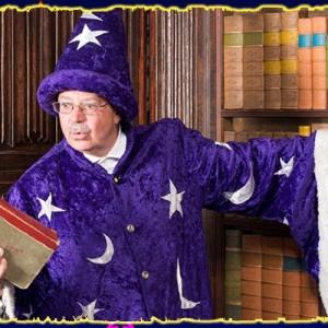 Magic bob the wizard