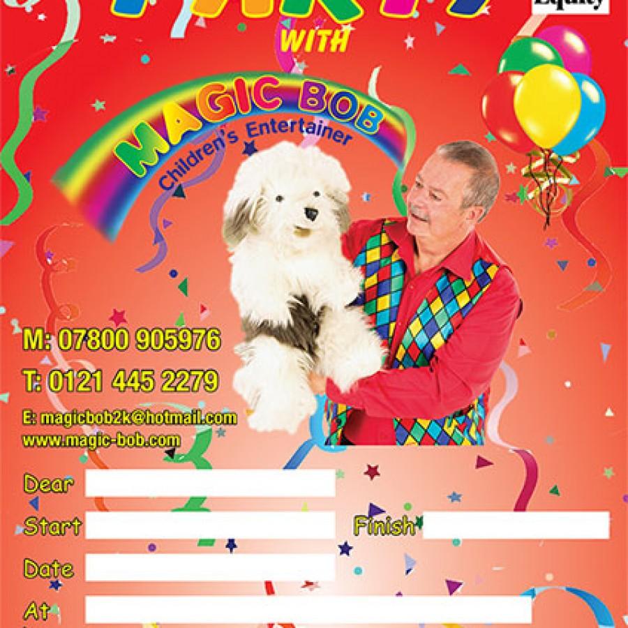 Magic-Bob-Party-Invite