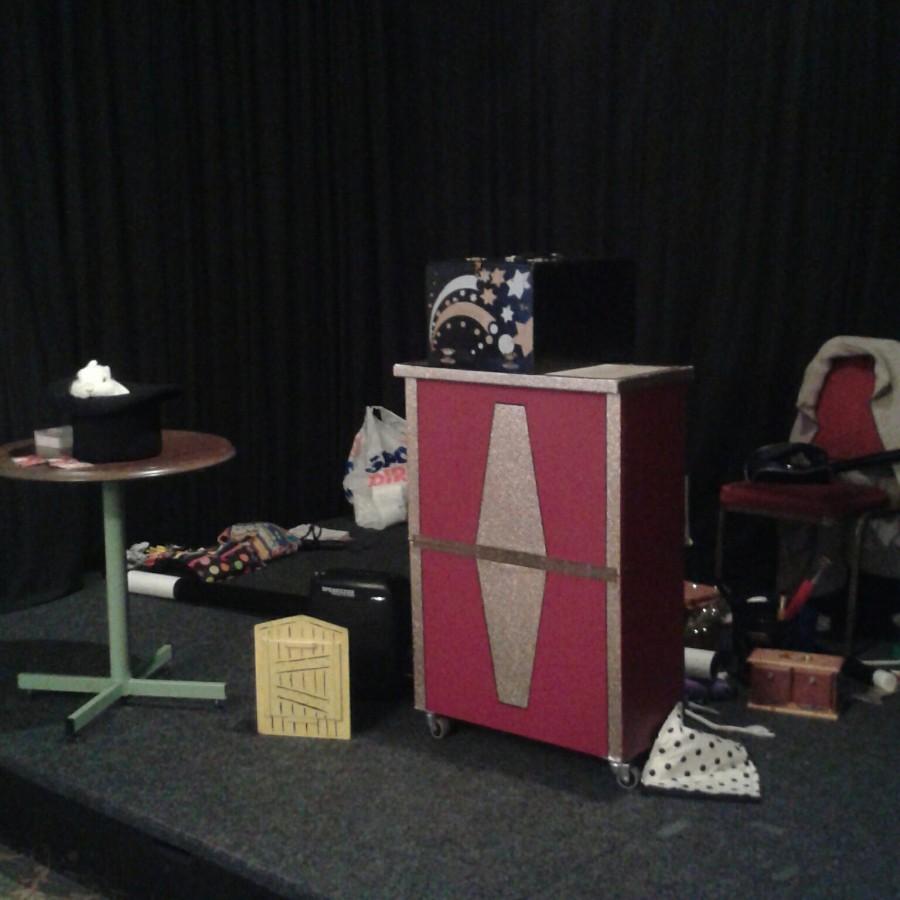 Feckenham Village Hall comedy magic bob show
