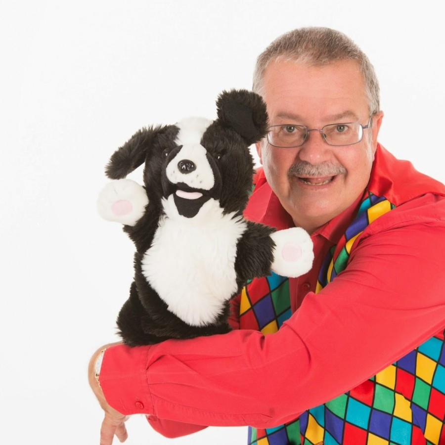 comedy magic show with magic bob