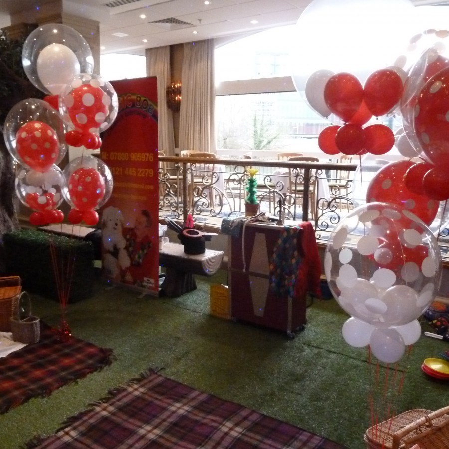 1st Birthday at the Hilton   NEC Birmingham