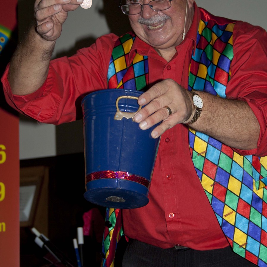 magic bob best children's entertainer